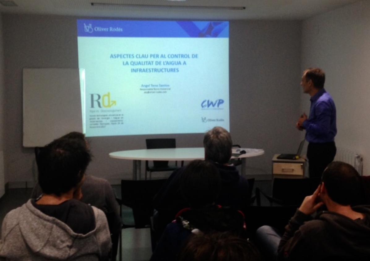 Ponencia Laboratorio Dr. Oliver Rodés