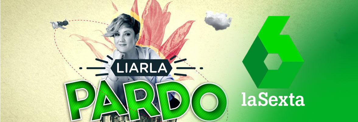 Entrevista a Jorge Oliver-Rodés en el programa de la Sexta «LIARLA PARDO»