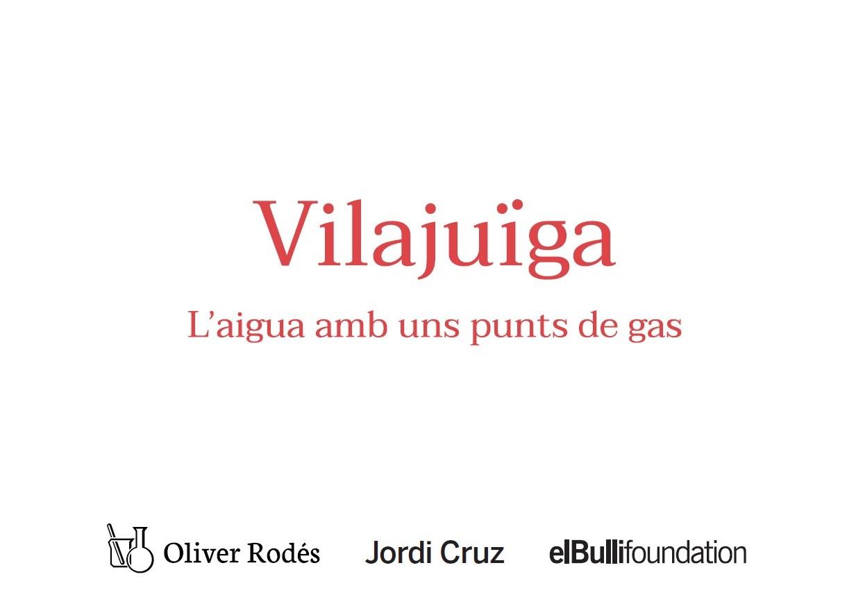 Jordi Oliver-Rodés en la presentación de AIGUA VILAJUÏGA